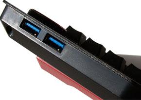 Das Keyboard 4 USB Ports