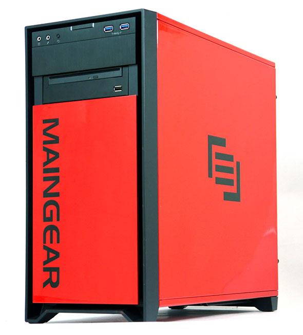 Maingear Rush Review With Radeon R9 295X2 CrossFire | HotHardware