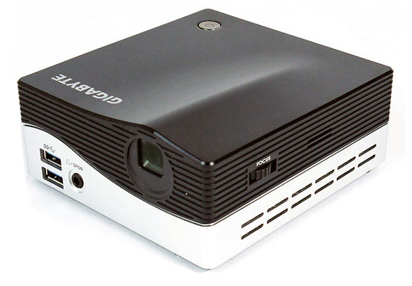 Gigabyte Brix PC/Projector Review | HotHardware