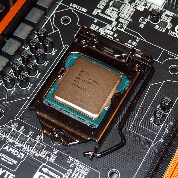 Devil's Canyon: Intel Core i7-4790K OC'ing and Review - Page