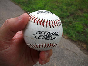 ThinkPad 10 Baseball