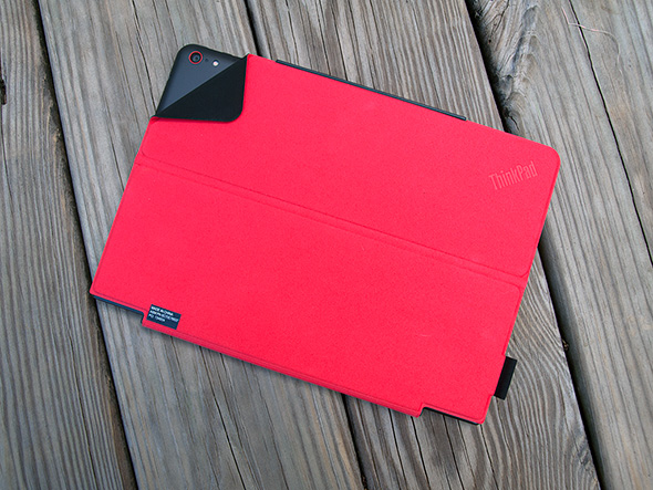 ThinkPad 10 QuickShot Cover
