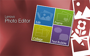 ThinkPad 10 Photo Editor