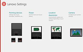 ThinkPad 10 Software