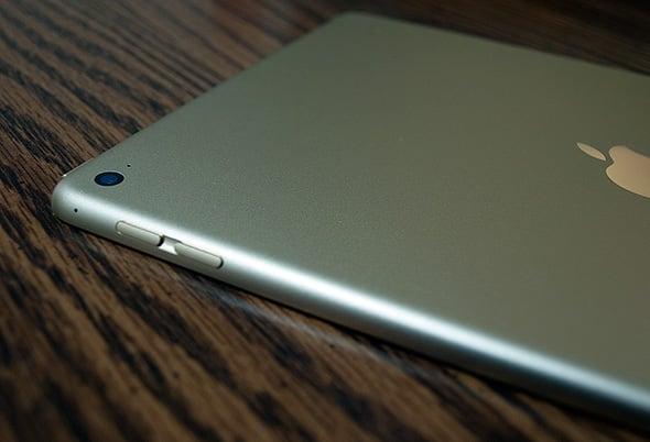 Apple iPad Air 2 Volume