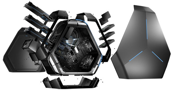 Alienware Area 51 Review - Page 2 | HotHardware