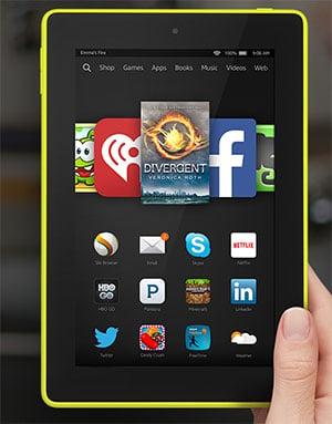 Amazon Kindle Fire HD 7 Stock