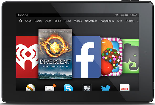 Amazon Fire HD 7 Tablet (2014) Review | HotHardware
