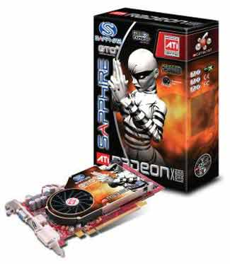 Sapphire Radeon X800GTO2 Giveaway Reminder