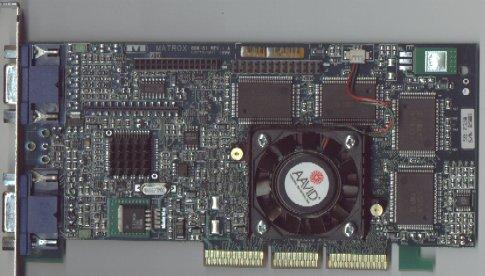 Gigabyte Matrox G400 Update