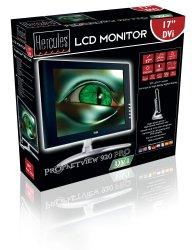 DRIVER FOR HERCULES MONITOR PROPHETVIEW 920 DVI
