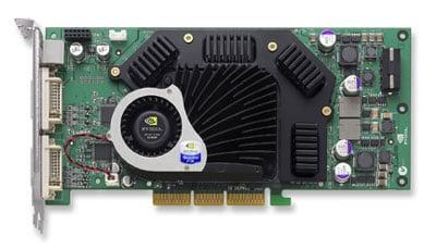 nVidia NVIDIA Quadro FX 3000