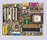 Shuttle's AV40 Pentium 4 P4X266 DDR Motherboard