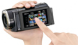 Sony Debuts New GPS-Equipped Handycam Camcorders