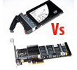 Fusion-io vs Intel X25-M SSD RAID, Grudge Match
