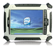 Duros 8404 Rugged Tablet Gets Atom, Daylight LCD