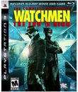 Sony Outs First Game + Blu-ray Bundle: Watchmen