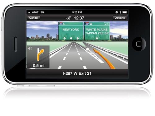 navigon mobilenavigator gps comes to iphone hothardware rh hothardware com