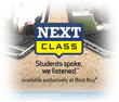 Best Buy Introduces Next Class Laptop Line