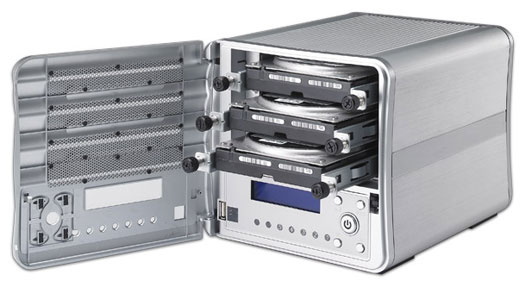 Thecus N0503 ComboNAS Server Driver Windows XP