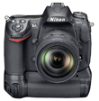 Nikon Serves Two Markets With D300s And D3000 DSLRs