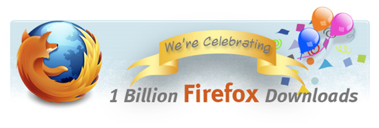 Firefox Web Browser Downloaded One Billion Times | HotHardware