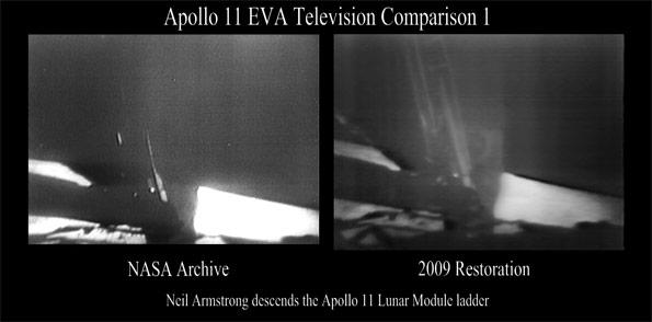 NVIDIA Technology Used To Recover Historic NASA Footage | HotHardware