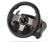 Just What You Needed: A Leather-Wrapped Racing Wheel For Gaming