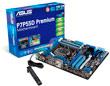 Asus P7P55D Premium Lynnfield Motherboard Sneak Peek