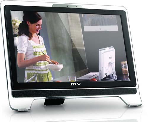 MSI Wind Top AE1900 Realtek LAN Drivers for Windows XP