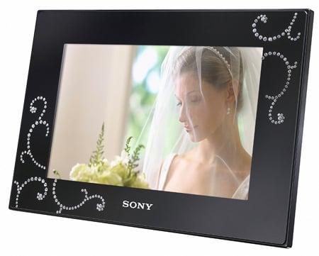 Sony\'s S-Frame Goes Upscale With Swarovski Crystals | HotHardware