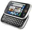 T-Mobile Expands Android Lineup With Motorola CLIQ
