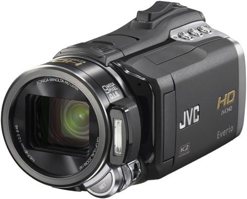 jvc видео: