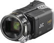 JVC Ships HD Everio GZ-HM400 Camcorder For $999.95