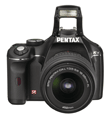 PENTAX Announces New K-x DSLR With HD Video