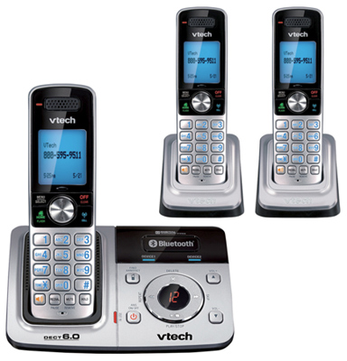 Vtech S New Landline Phone Downloads Mobile Contacts And