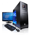 CyberPower Adds To Lineup With Windows 7 & DirectX 11 Systems