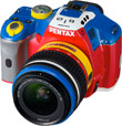Pentax 'Korejanai' K-x DSLR: A Patchwork Quilt Of A Camera