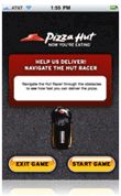 Pizza Hut iPhone App Proves To Be A Success