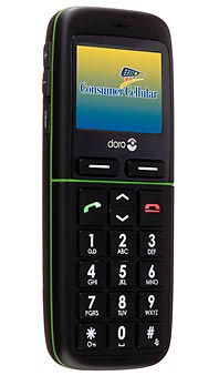 Doro PhoneEasy Handsets Make Mobile Calling Easy For Oldies