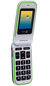 doro phoneeasy handsets make mobile calling easy for. Black Bedroom Furniture Sets. Home Design Ideas