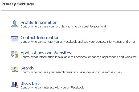 Facebook Updates Privacy Options: Don't Click