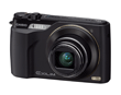 Casio Shows Off Updated EXILIM Point & Shoot Cameras