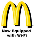 McDonald's Begins Serving Free Wi-Fi At Most US Locations