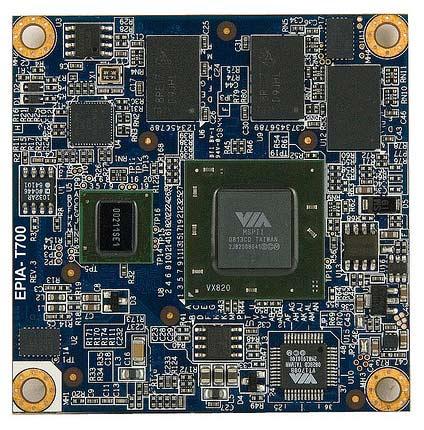 VIA Reveals First <b>Mobile</b>-<b>ITX</b> Module - HotHardware Forums