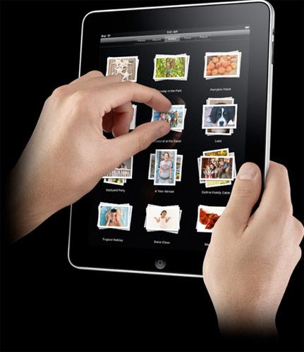 Apple iPad Wii-Fii 3G