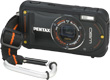 Pentax Intros Optio W90 Digicam for Punishing (and Clumsy) Photographers