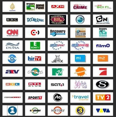 DISH CHANNELS NETWORK