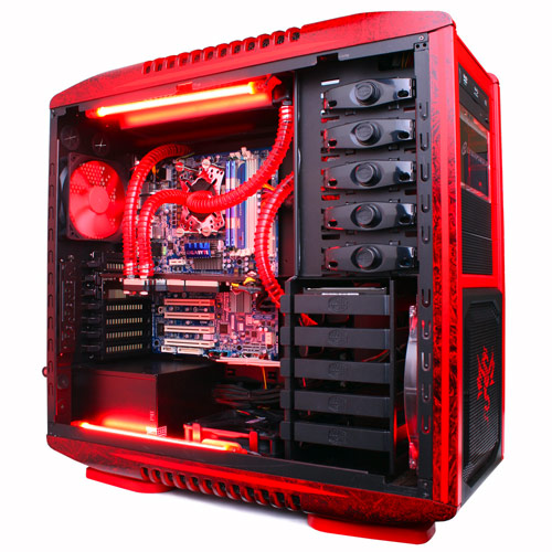 Cyberpower Updates Bargain Gaming Desktop Line With Six Core Amd Cpu Hothardware