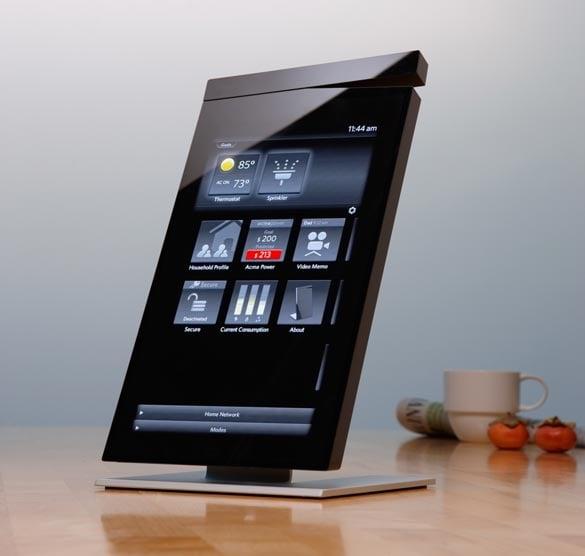 Intel Home Energy Monitor : Intel intelligent home energy management hothardware